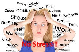Stress behandling